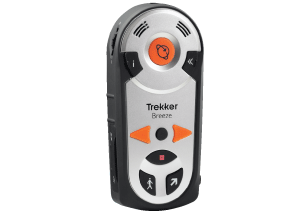 Image of a Trekker Breeze handheld talking GPS
